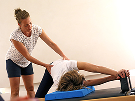 New to Reformer? Try 2 classes for € 42!