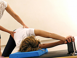 NEW! Reformer Class for dancers