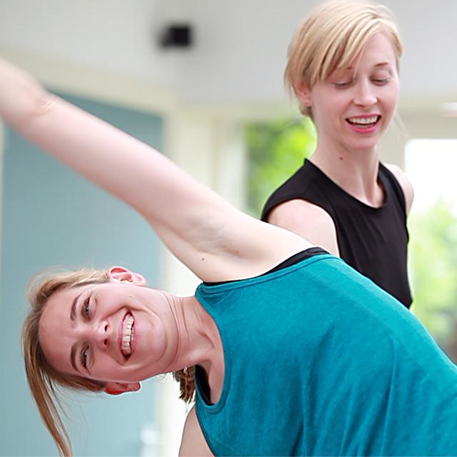 Posture training Studio AnnaMora