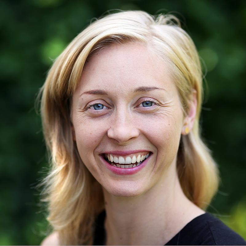 Jill Locke, trainer with Studio AnnaMora in Amsterdam