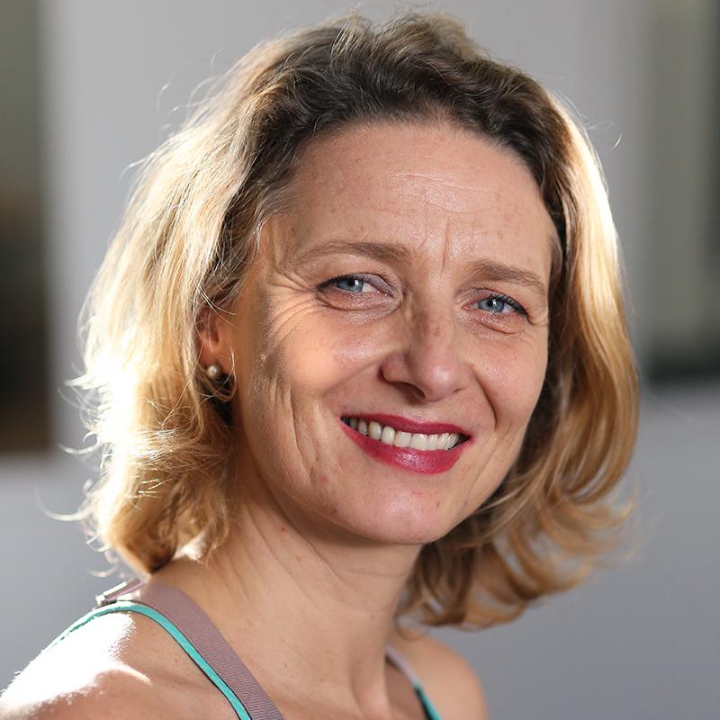 Patricia van Romondt, trainer Studio AnnaMora in Amsterdam
