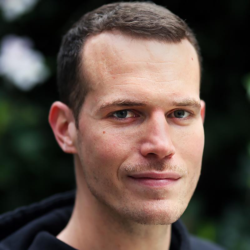 Patrick Radu, trainer Studio AnnaMora