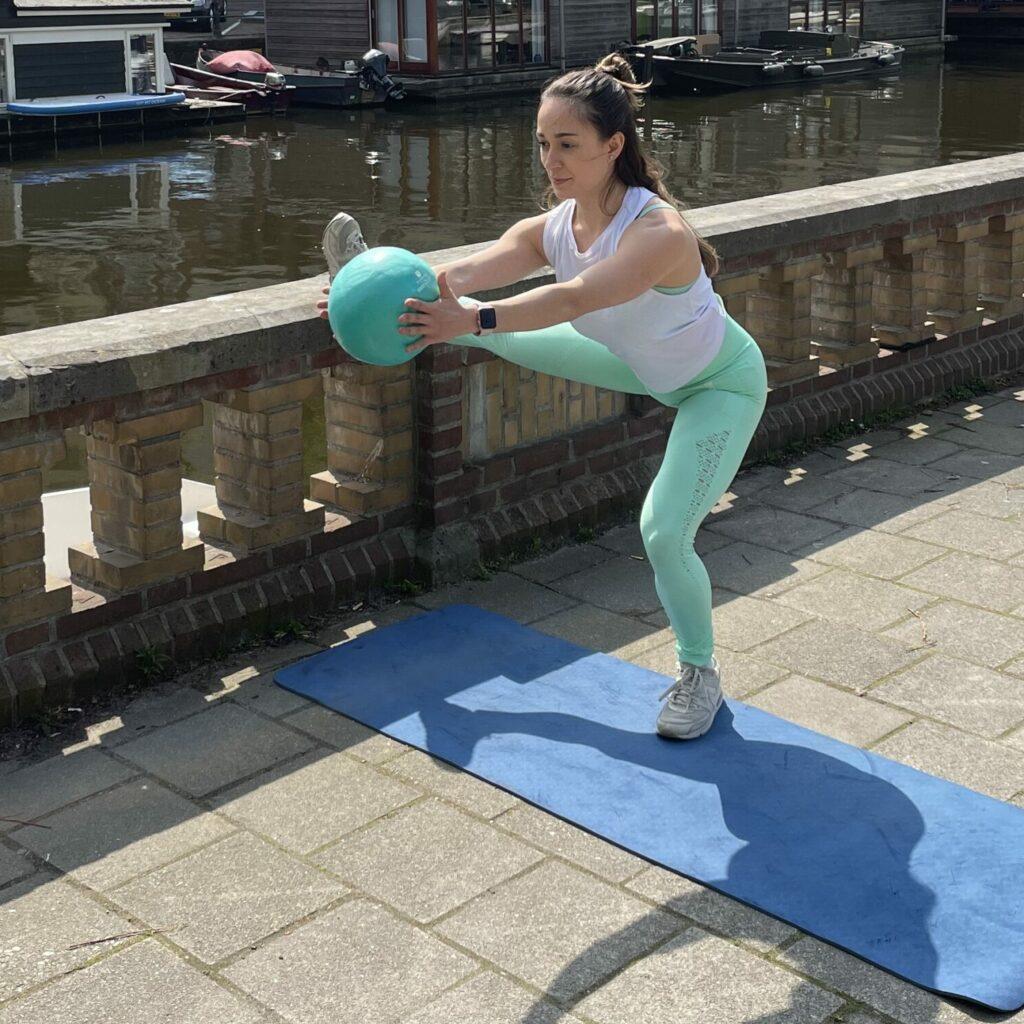 Summer Boost Total Body workout 1 - Studio AnnaMora-Amsterdam